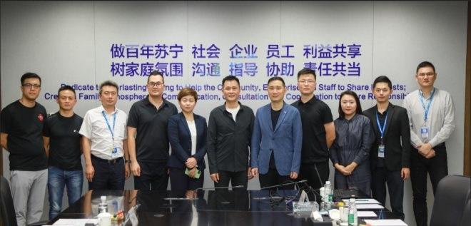 苏宁与安踏达成合作 至2023年计划开店超100家