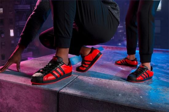 蜘蛛俠新游戲發行 阿迪達斯與游戲制作商推新聯乘鞋款