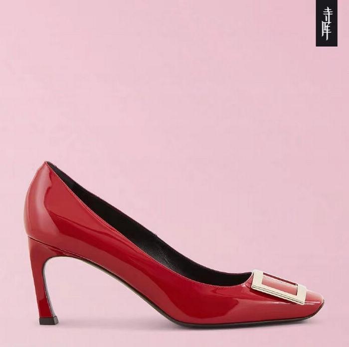 寺庫上線優雅通勤鞋 演繹Roger Vivier的法式格調