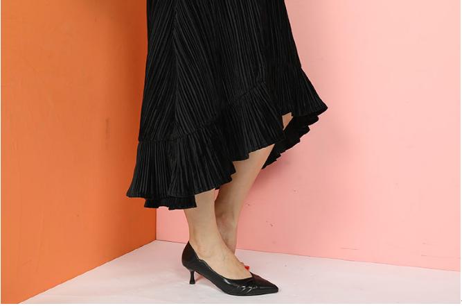 丹比奴女鞋:一切美好的事物最终都会以具体的形态融入你的生活