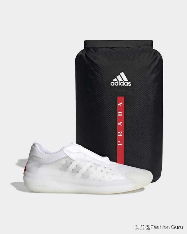 Prada与adidas再度合作推出新运动鞋