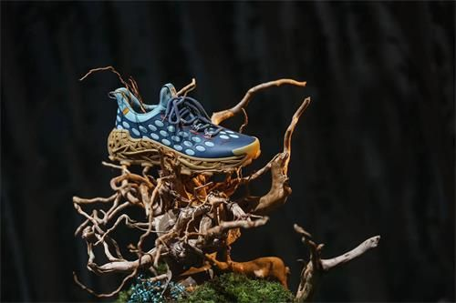 ANTA x SELEHE BEMBURY联手呈献的安踏巢鞋在上海正式发布