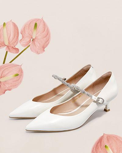 哈森HARSON女鞋品牌加盟 轻松实现创业梦想