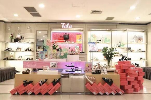 他她Tata女鞋品牌续写时尚女鞋美丽传说