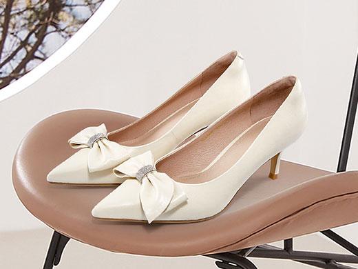 Harson哈森品牌女鞋,革命风暴的倡导者