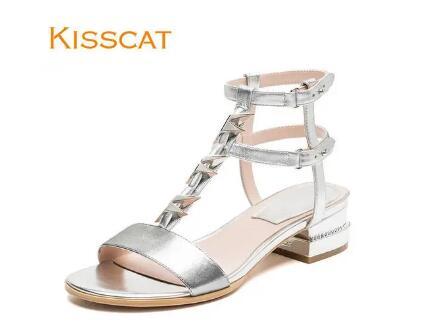 接吻猫Kisscat女鞋尽显时尚女性足下精彩
