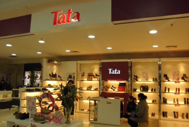 Tata女鞋品牌引领行业时尚潮流趋势