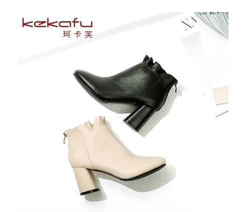 珂卡芙女鞋出色市场表现再掀消费热潮