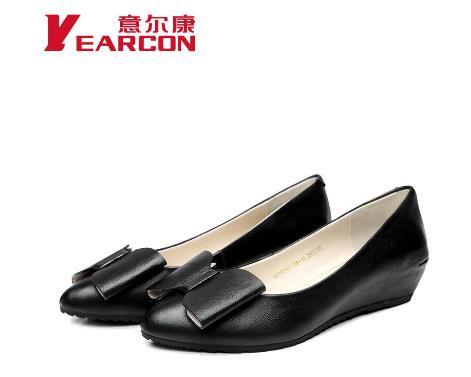 意尔康女鞋品牌盈利保障见证加盟致富奇迹