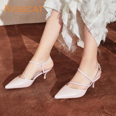 接吻猫Kisscat女鞋率先打开市场品牌代理新蓝海