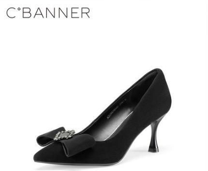 千百度女鞋品牌让女性尽显时尚优雅魅力