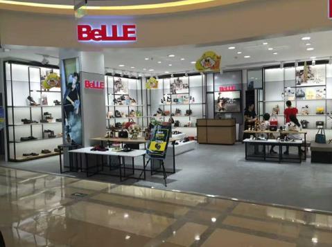 百丽BELLE女鞋时尚演绎中国女人独特魅力