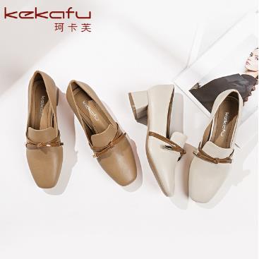 拥有珂卡芙女鞋创造你的美丽传说