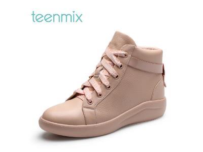 天美意teenmix女鞋品牌引领投资创业新方向
