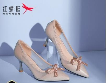 红蜻蜓女鞋打造女性消费者最信任女鞋品牌