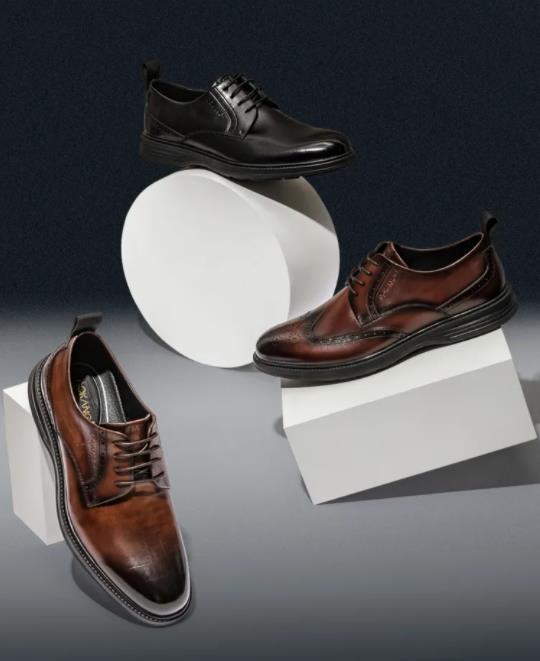 奥康全新系列正式发售!这双鞋一定要有!