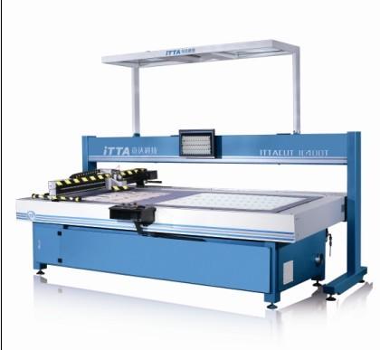 数控振动刀厚料切割机IC400/IC400T