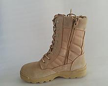 中盾高帮沙漠靴