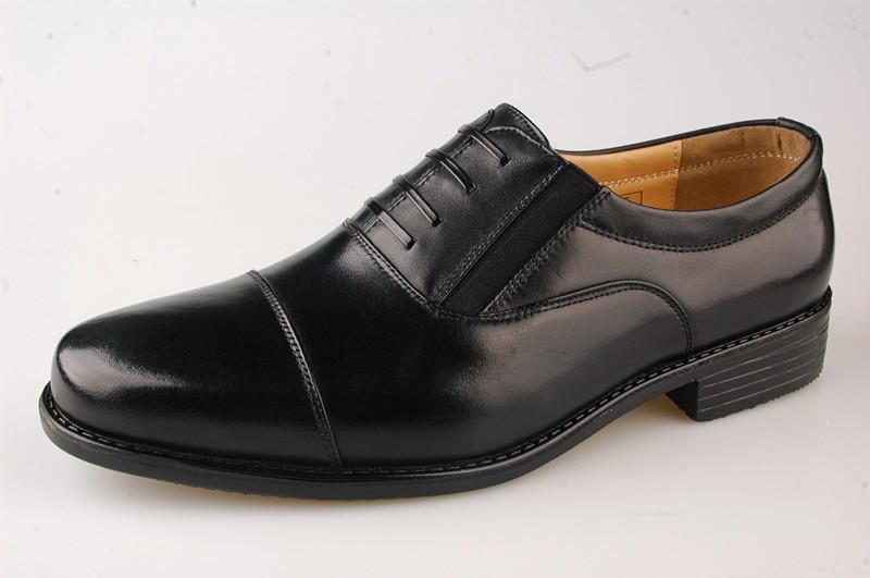 07B常服皮鞋