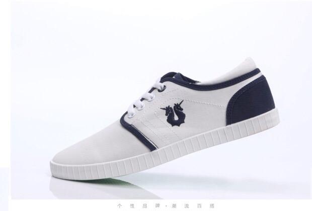 库巴伦品牌帆布鞋