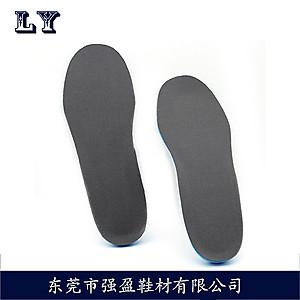 强盈鞋材厂家直销PU安全鞋垫,防穿刺布中底