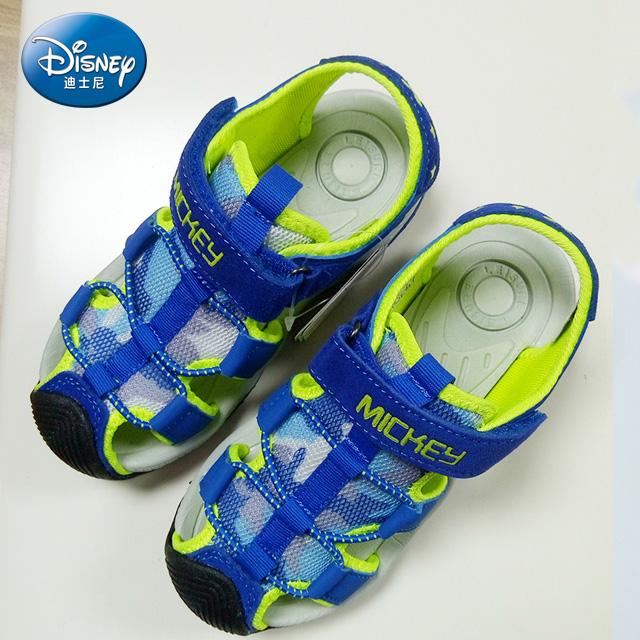 迪士尼米奇男童凉鞋72475
