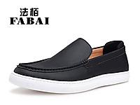 2016新品单鞋男士韩版户外潮鞋休闲鞋乐福鞋一脚蹬套脚学生男鞋