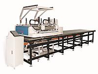 视觉跑台丝网印刷机