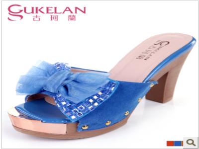 2013新款时尚女鞋加盟 增高鞋 火热招商中 家洋鞋业古珂兰女鞋品牌