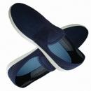 防静电PU布中巾鞋