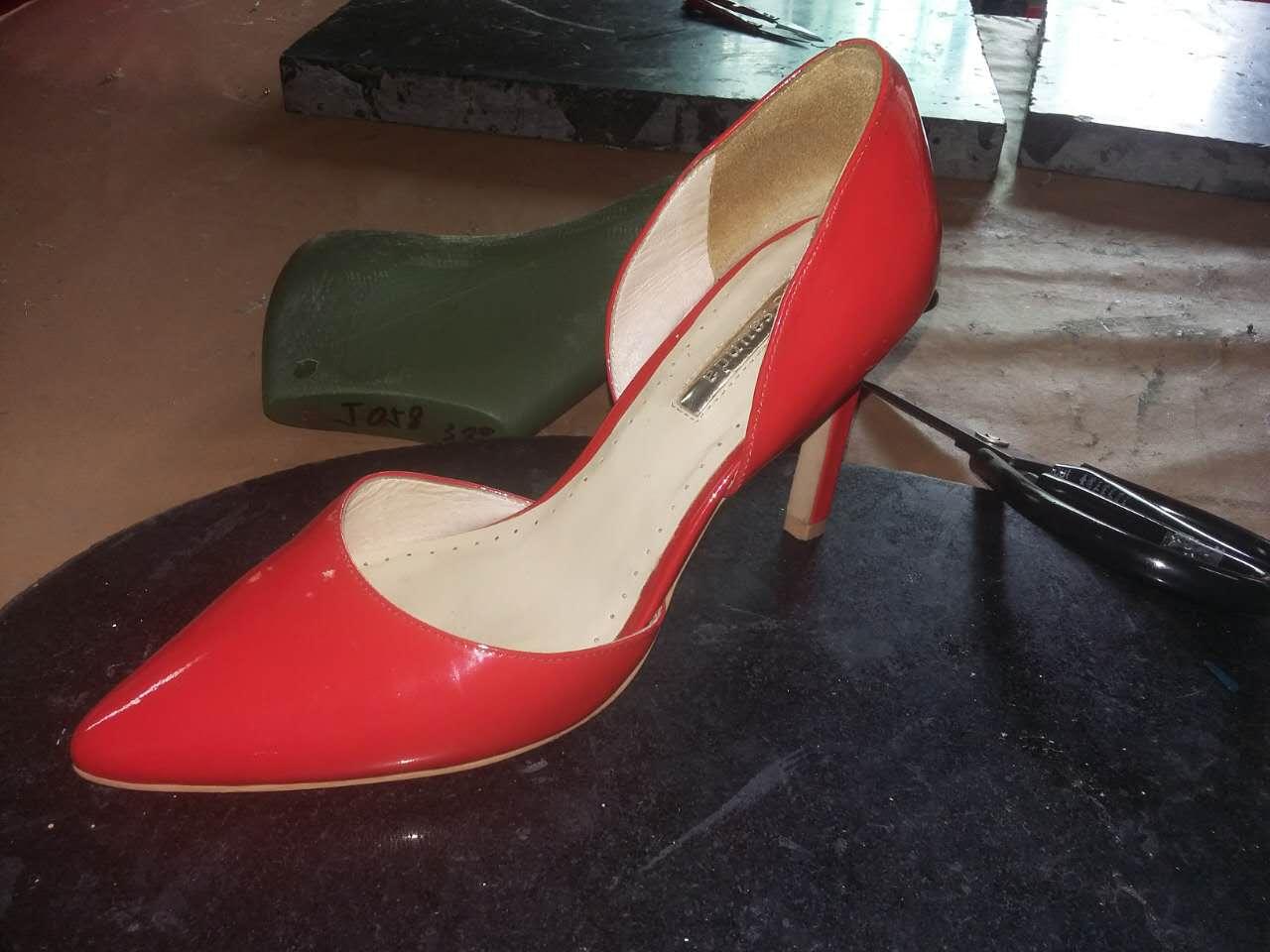 时装鞋厂 女鞋加工 订做高端皮鞋