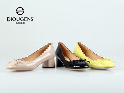 迪欧摩尼品牌女鞋是潮人的必备品