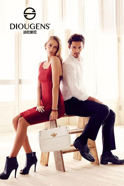 广州迪欧摩尼品牌鞋 引领时尚风向