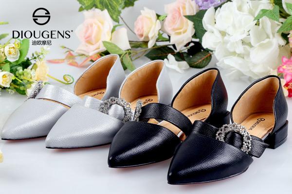 迪欧摩尼女鞋打造时尚平民女鞋品牌