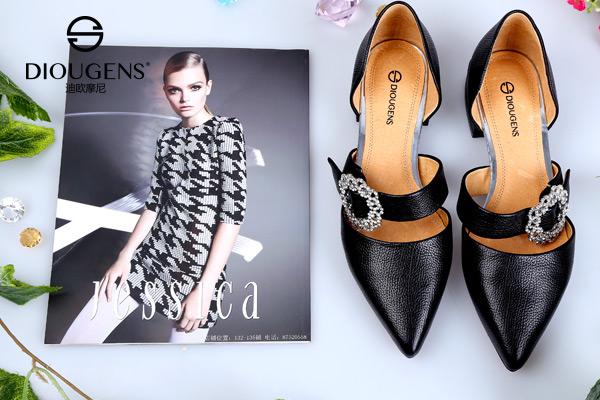 迪欧摩尼品牌鞋是否受欢迎?