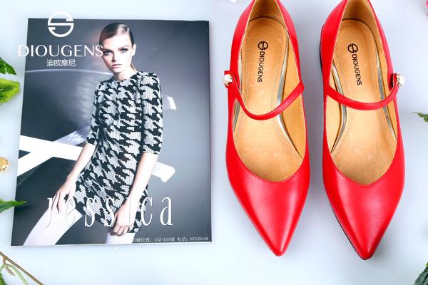 迪欧摩尼鞋值得时尚女性选择