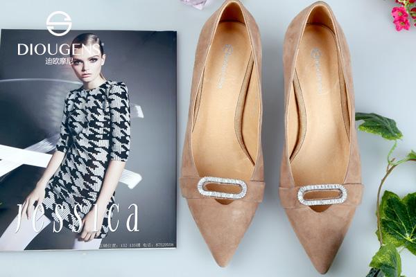 品牌女鞋加盟,迪欧摩尼是下一个风口