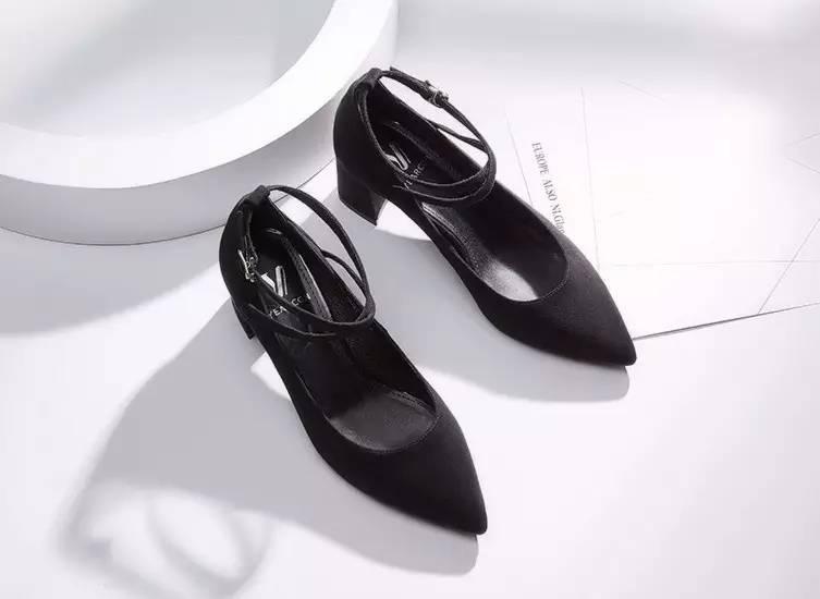 中档高跟鞋品牌,迪欧摩尼是女鞋市场中的当家花旦
