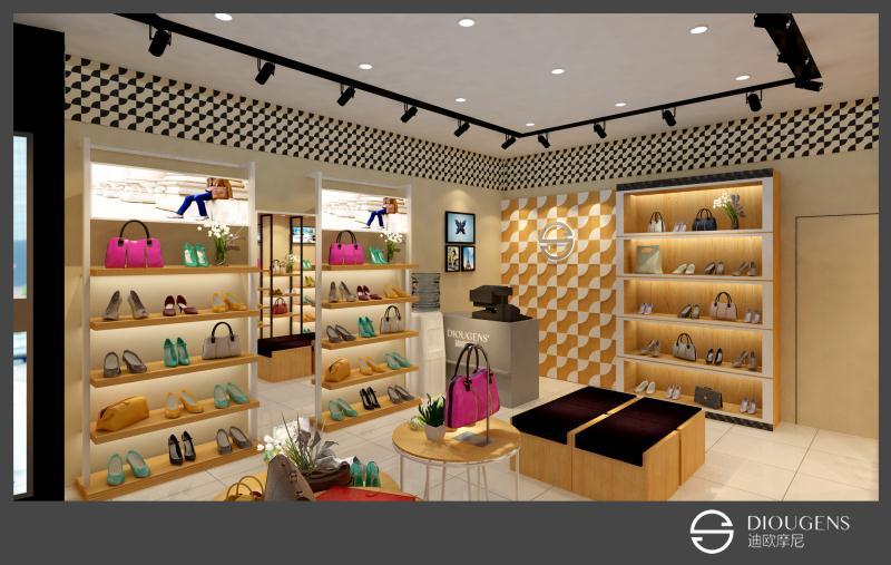 广东女鞋品牌有哪些?迪欧摩尼女鞋消费热潮不减