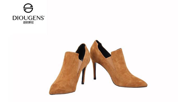 广州鞋子加盟店哪个品牌更好?迪欧摩尼席卷市场