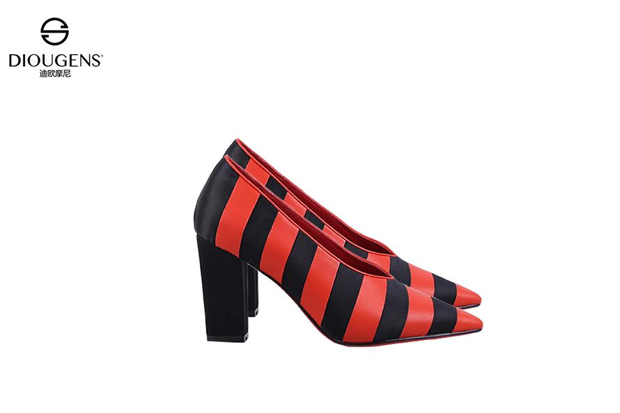 选择迪欧摩尼女鞋 你就是一个气质女神