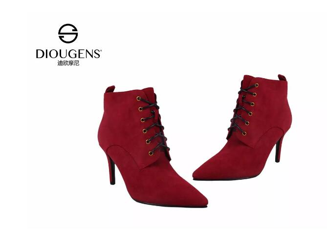 品牌女鞋专卖店哪家好 迪欧摩尼女鞋款款经典
