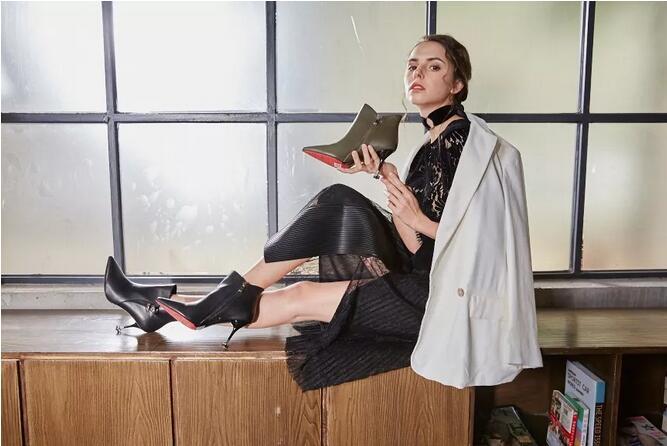 广州女鞋实体店加盟 迪欧摩尼品牌女鞋低价高质