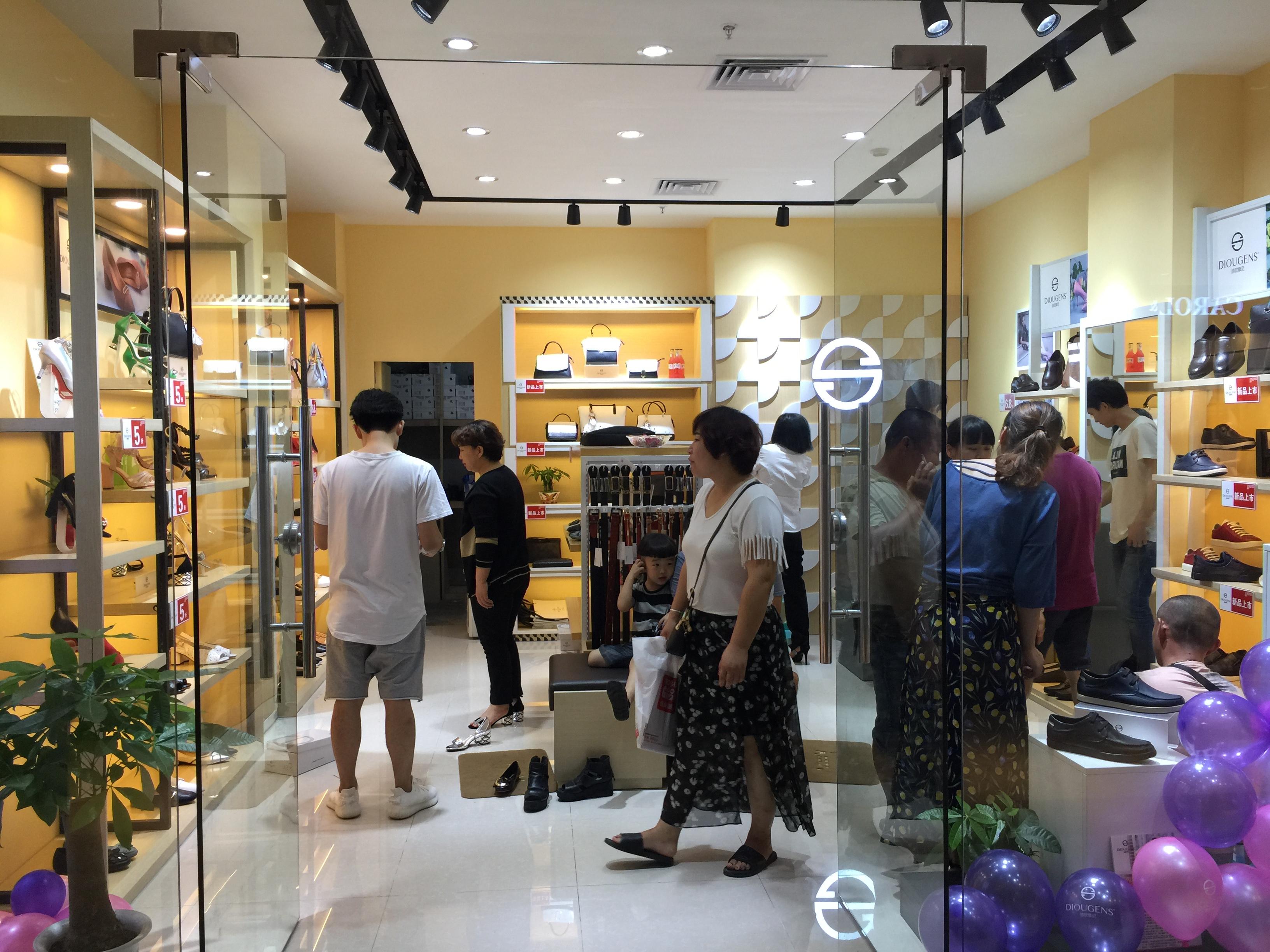 女鞋加盟项目哪个比较好?投资迪欧摩尼女鞋成本高吗?