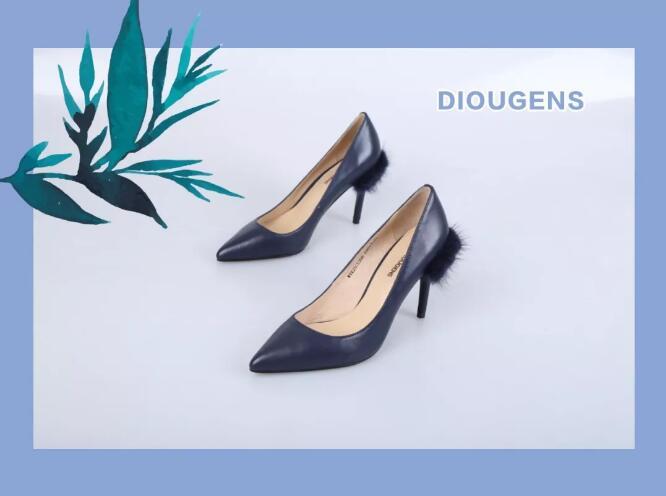 迪欧摩尼女鞋2018春款新品上市 带给你最美的佛系穿搭