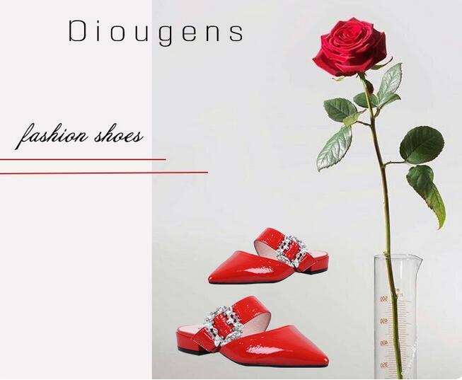 休闲女鞋品牌加盟有哪些 迪欧摩尼款式多质量优
