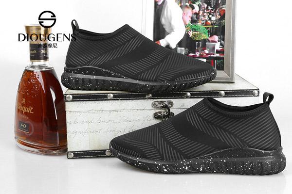 迪欧摩尼品牌折扣男鞋加盟品牌成为众多加盟商新商机!