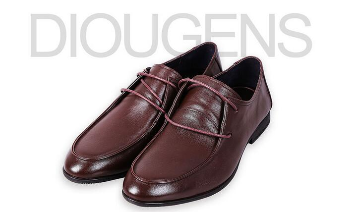 �V州知名男式皮鞋品牌加盟可以��地考察��?迪�W摩尼品牌��力佳