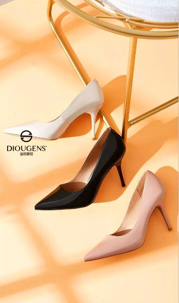 广东时尚男女鞋品牌折扣加盟:迪欧摩尼已成致富利器