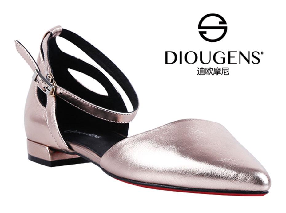 广州多走路鞋品牌,选择迪欧摩尼鞋包品牌梦想无需再等待!